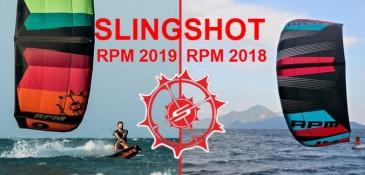 Предсезонная скидка на кайты Slingshot RPM