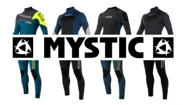 Распродажа гидрокостюмов Mystic от 4 650 рублей!