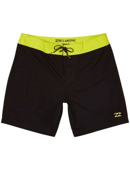 "Бордшорты Billabong All Day OG 17"", Neo Lime"