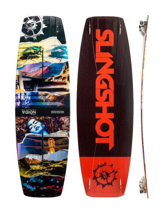Кайтборд Slingshot 2016 Vision