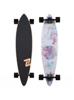 Лонгборд Z-Flex Pintail Longboard Acid Wite, 2015