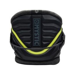 Трапеция Mystic Warrior V Waist Harness 2018, Black/Yellow