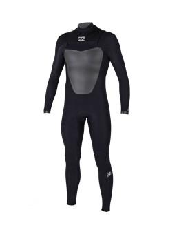 Гидрокостюм Billabong Absolute Comp 4/3 Back zip Fullsuit 2016, Black
