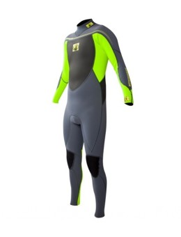 Гидрокостюм Body Glove 2015 Method 2.0 BK/ZIP 3/2 Fullsuit, Green
