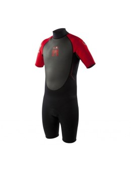 Гидрокостюм Body Glove 2015 Pro 3 2/1 Springsuit Shorty, Red