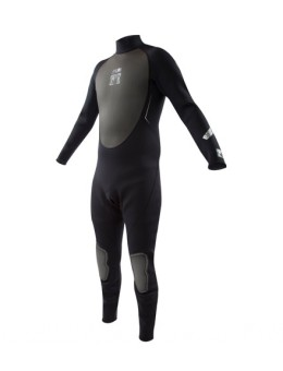 Гидрокостюм Body Glove 2015 Pro 3 3/2 Fullsuit, Black/Grey